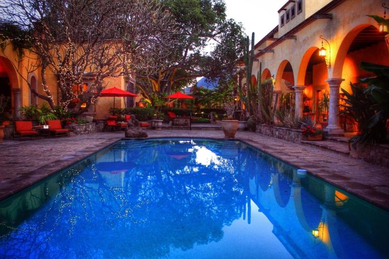 Hacienda De Los Santos Resort And Spa Alamos Mexico