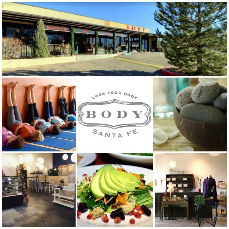 BODY of Santa Fe - Day Spa - Yoga Studio - Health Cafe