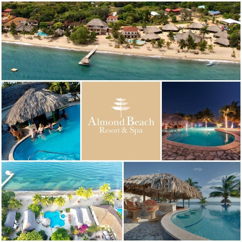 Belize Beaches: Almond Beach Resort & Spa