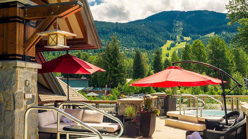 Nita Lake Lodge Spa Whistler