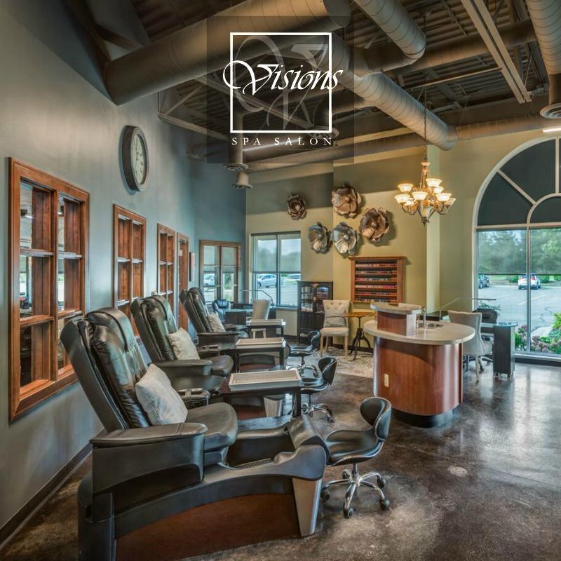 Visions Spa Salon Detroit Novi