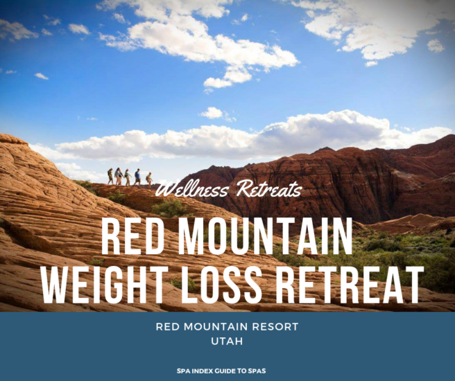 Red Mountain Resort All Inclusive Weight Loss Retreats In Utah