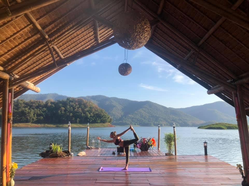 Thai Yoga Massage Retreat Chiang Mai