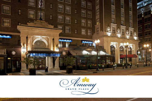 Rooms: Amway Grand Plaza Hotel Spa
